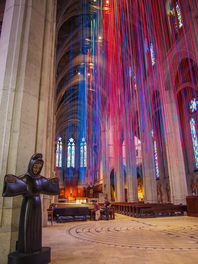 Download Церковь с лентами света редакционное фото. изображение насчитывающей через - 81807286