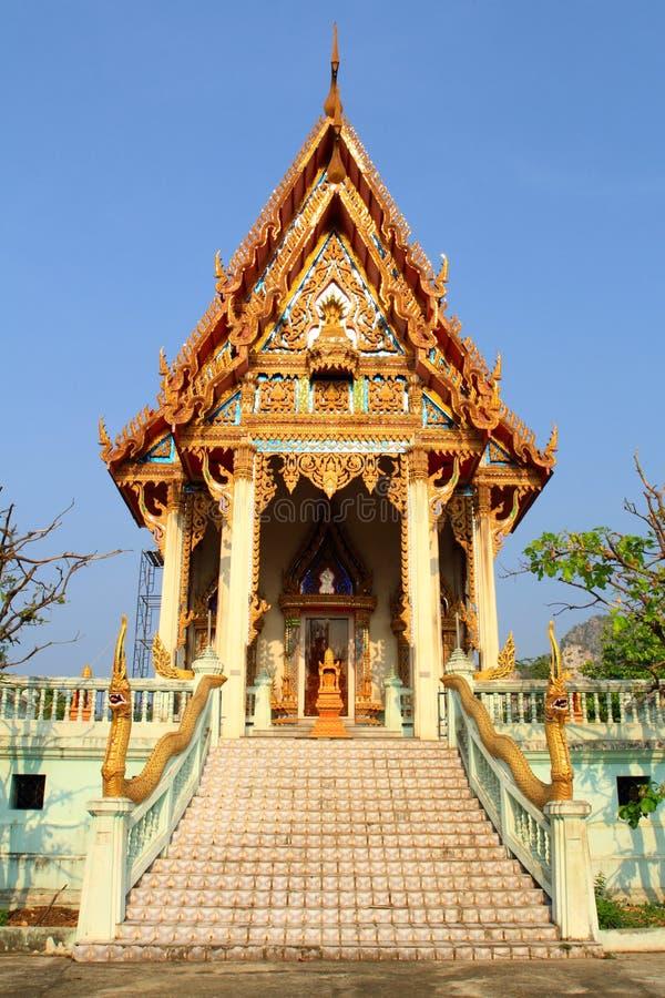 Церковь Таиланда стоковые изображения rf