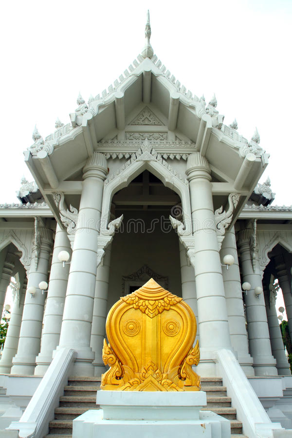 Церковь Таиланда стоковое фото rf