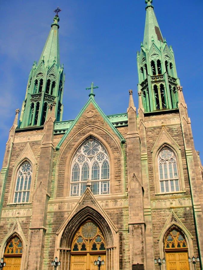 церковь 03 стоковая фотография rf