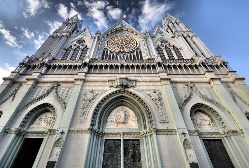 церковь стоковая фотография