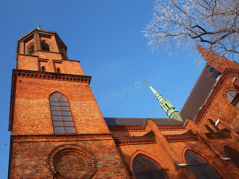 Церковь 2 стоковые фотографии rf