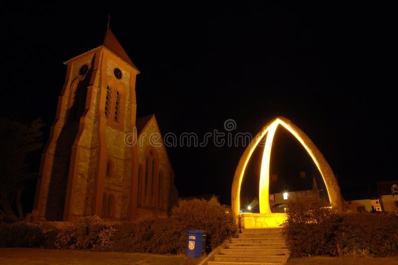 церковь christ собора стоковая фотография rf