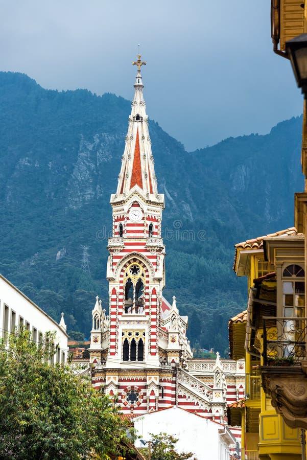 Церковь El Кармена стоковые изображения