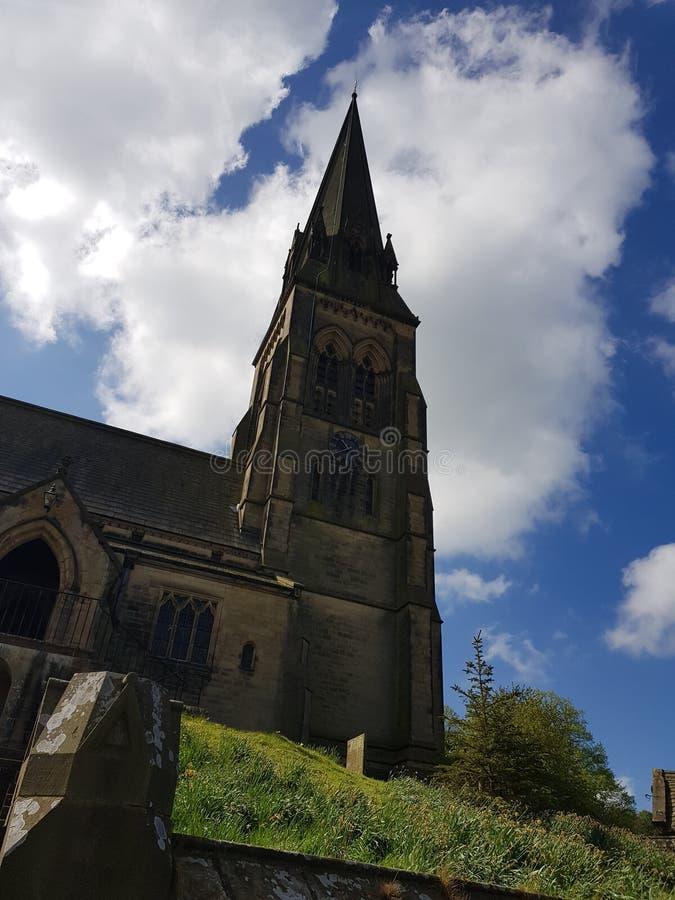 Церковь Enza стоковые фото