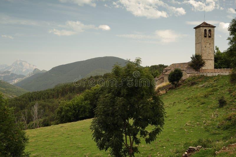 Церковь fanlo стоковое фото rf