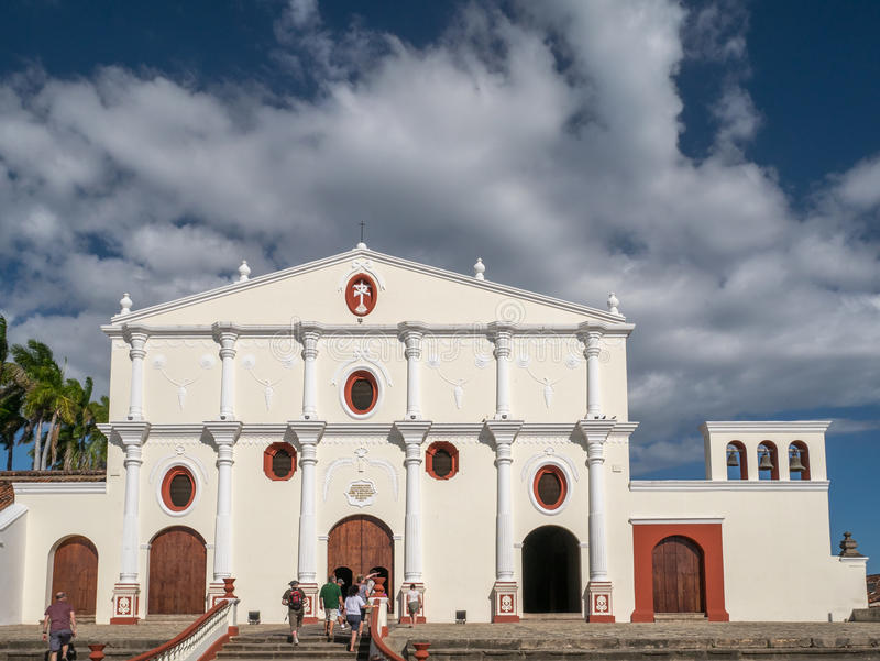 церковь francisco san стоковая фотография rf