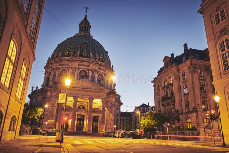 Церковь frederik стоковое изображение rf