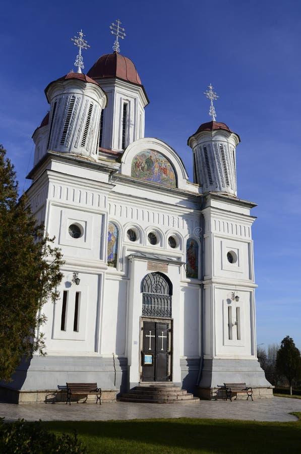 Церковь Grecescu города Severin стоковые фото
