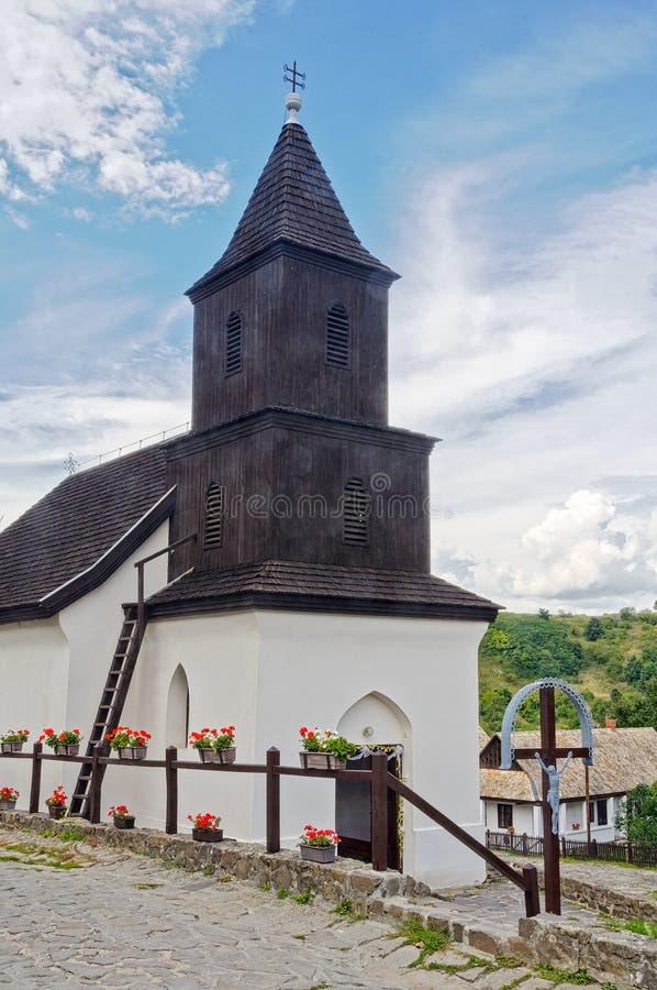 Церковь - Holloko стоковые изображения rf