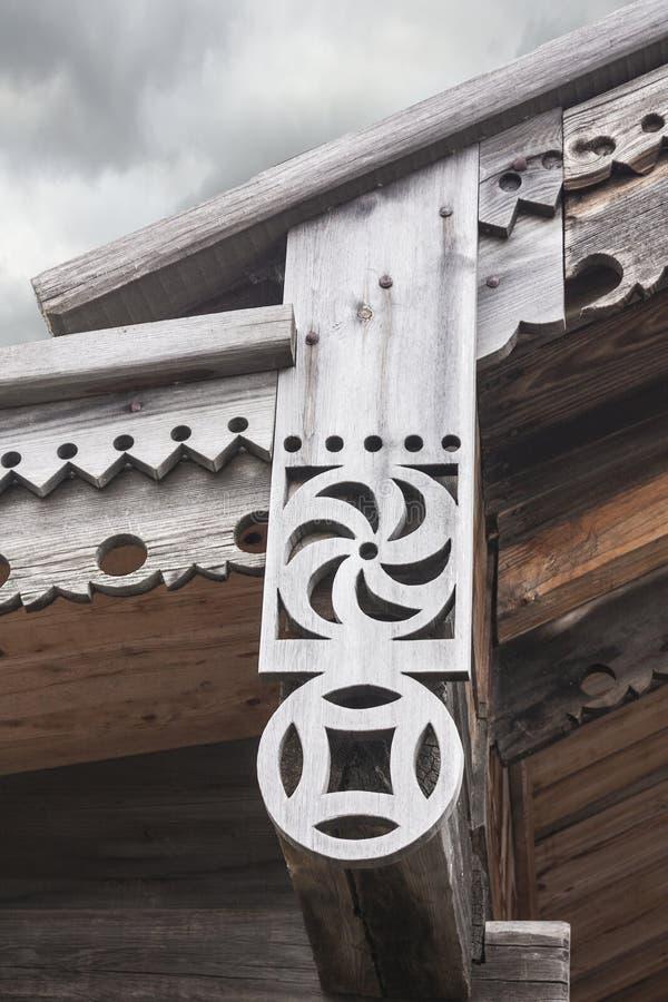 Церковь Intercession Остров Kizhi, район Medvezhyegorsky, Karelia Российская Федерация стоковая фотография rf
