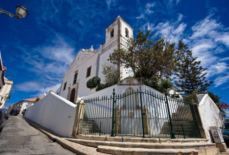 церковь lagos стоковая фотография