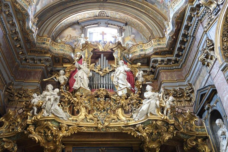 Download Церковь Mary Magdalene в Риме Редакционное Фотография - изображение насчитывающей фасад, извинения: 37927597