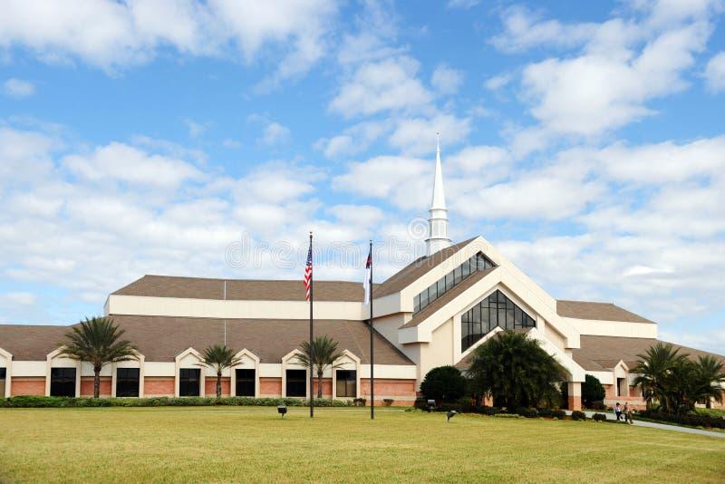 церковь mega стоковая фотография rf