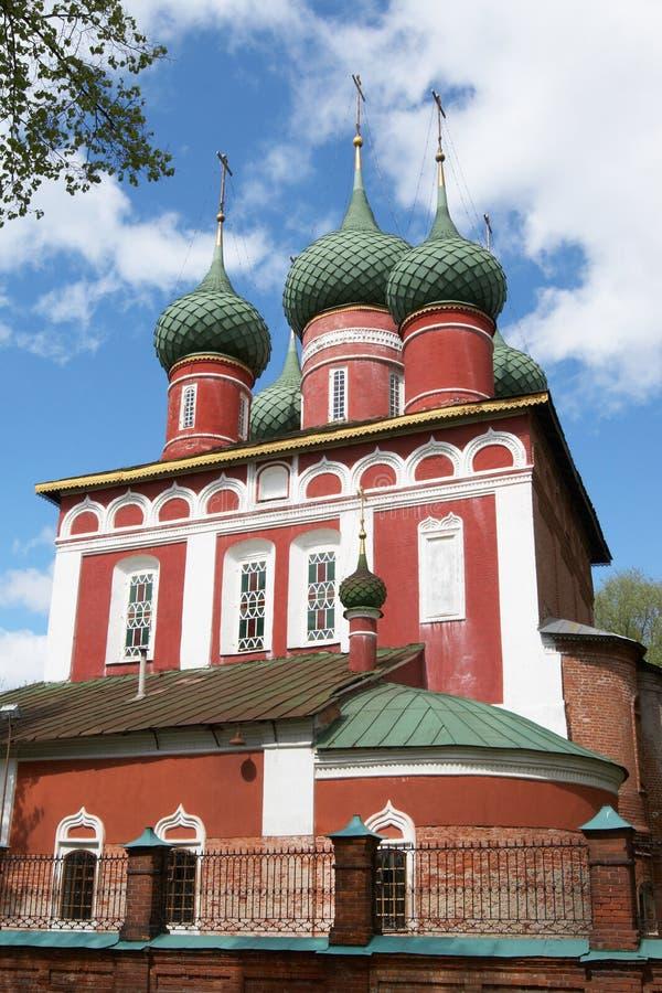 церковь michael archangel стоковое фото rf