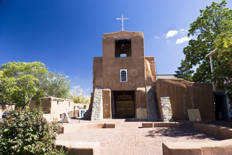 церковь miguel san стоковая фотография rf