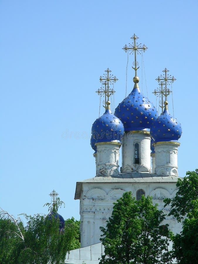 церковь moscow стоковое фото rf