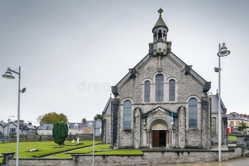 Церковь Munchin Святого, лимерик, Ирландия стоковые фотографии rf