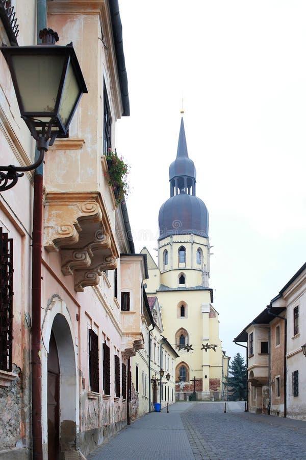 Церковь Nicolas святой стоковые изображения rf