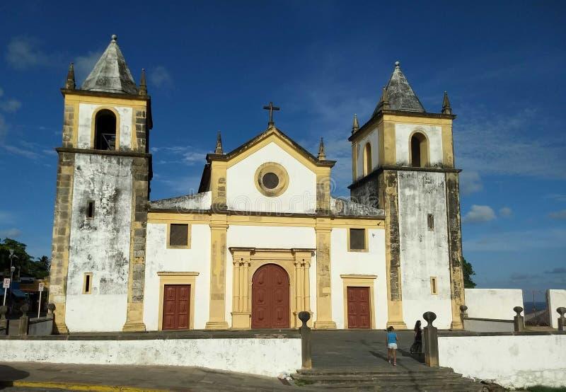 Церковь Sé стоковые изображения rf