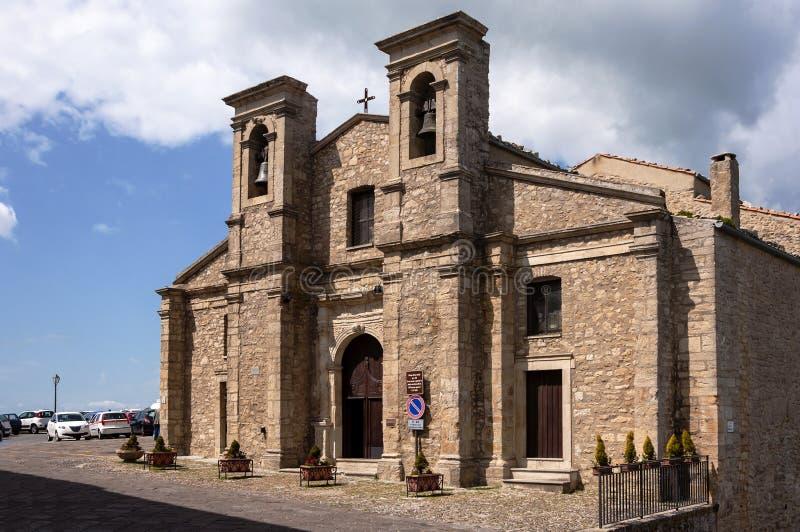 Церковь San Paolo стоковое изображение rf