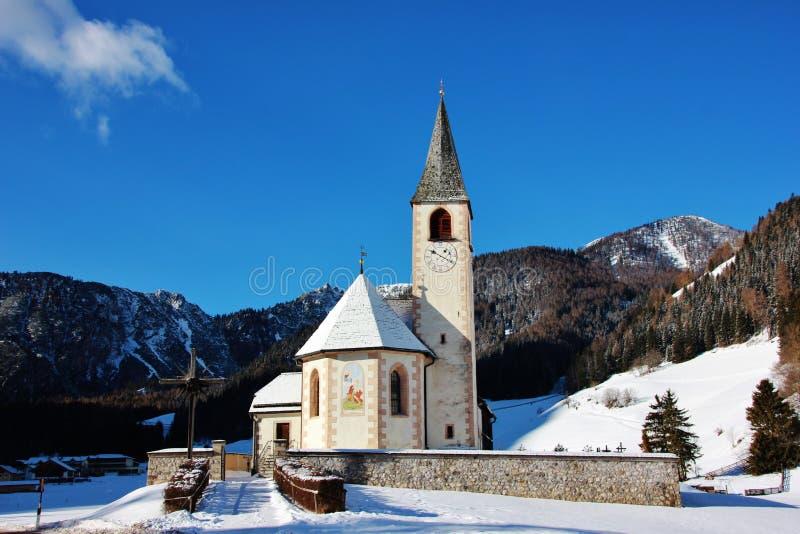 Церковь San Vito в Италии стоковая фотография