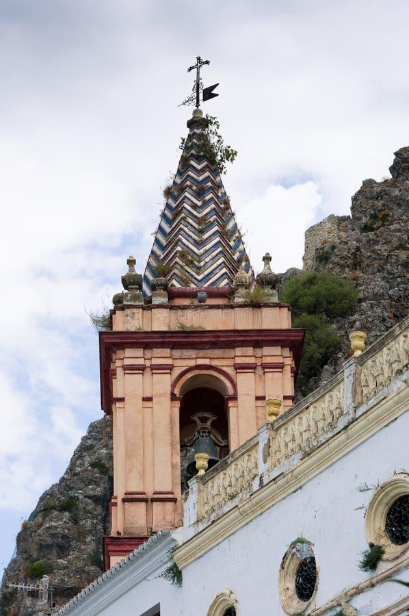 Церковь Santa Maria de La Mesa стоковые фотографии rf