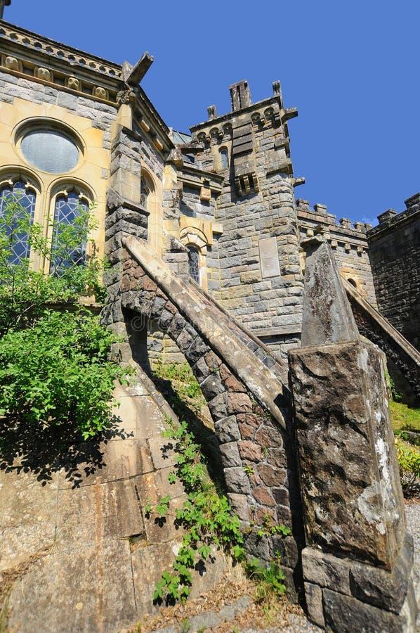 Церковь scottish Ola стоковые изображения rf