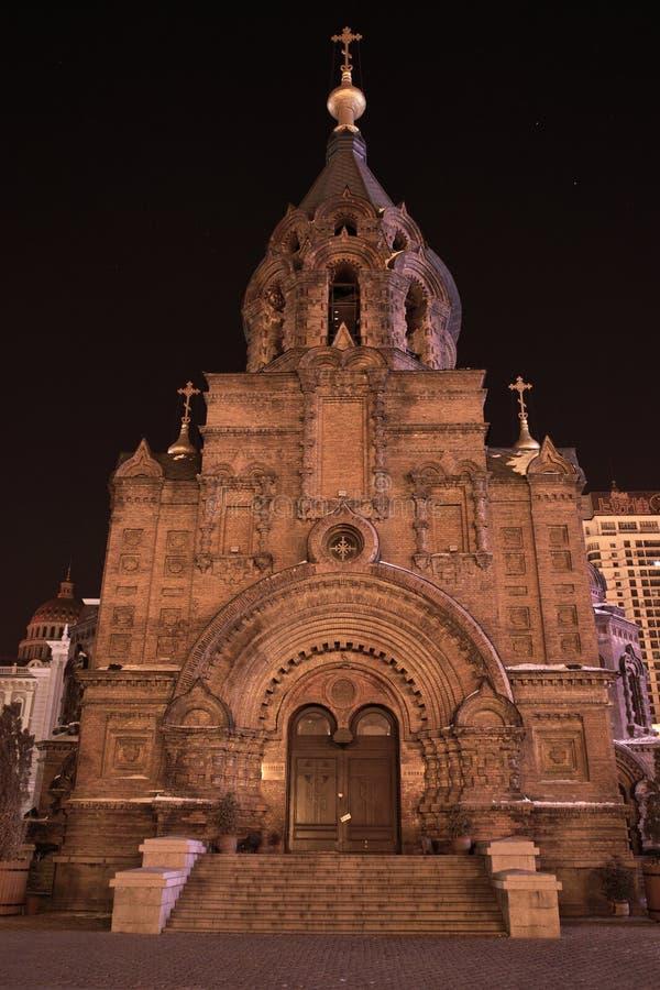 Церковь sophia St стоковое фото