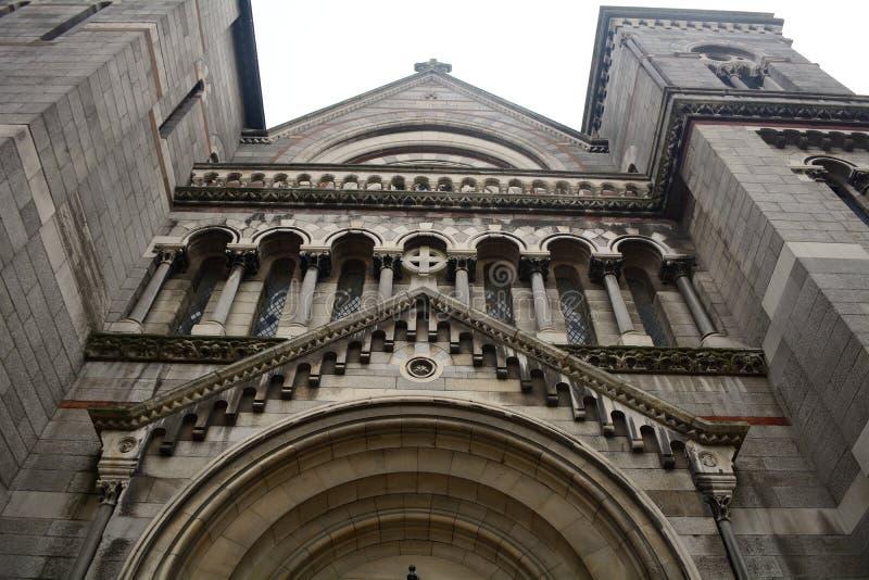 Церковь St Ann, Дублин, Ирландия стоковое изображение