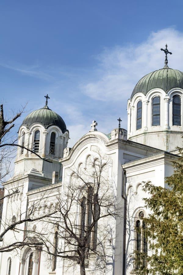 Церковь St. George победоносное, София стоковое фото rf