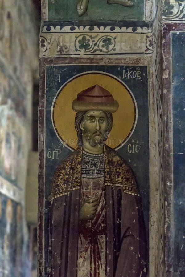 Церковь St. George Crkva Svetog Djordja стоковые фото