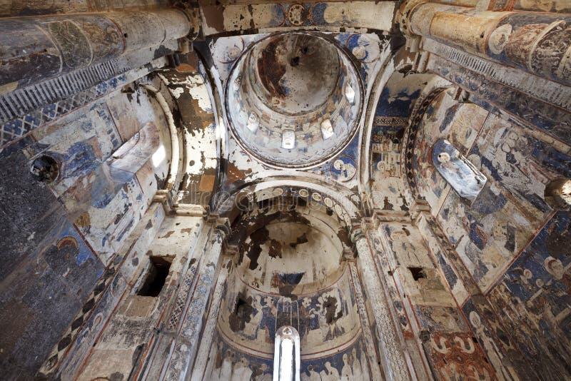 Церковь St Gregory в ани, Kars, Турции стоковое фото rf