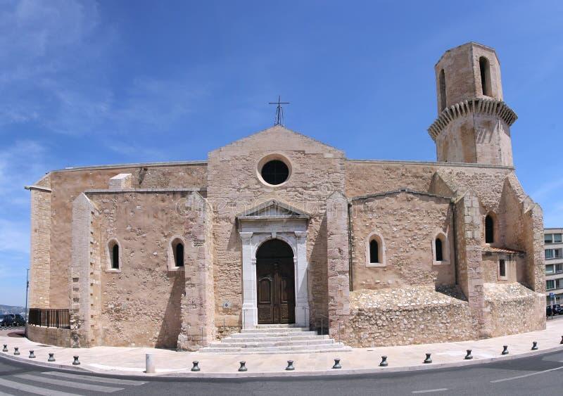 Церковь St Laurent стоковое фото