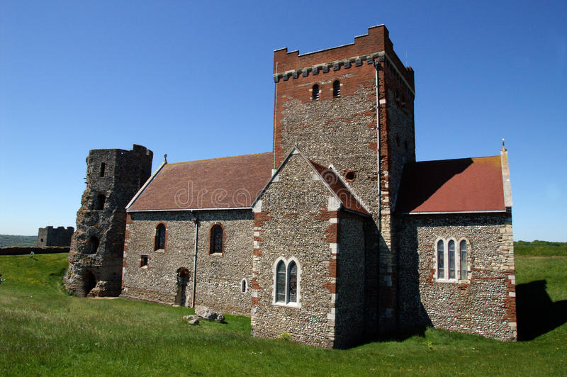 Церковь St Mary стоковые изображения