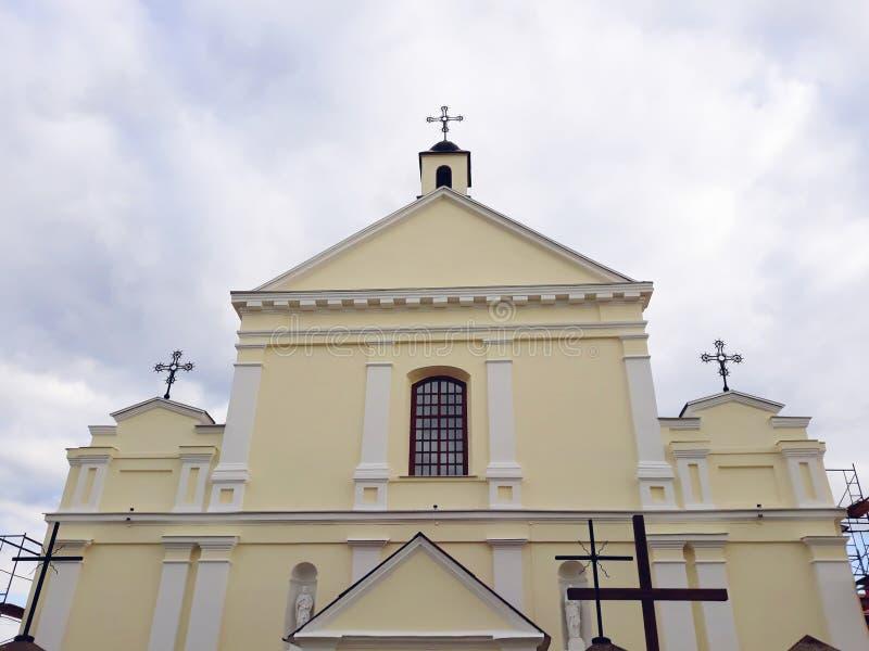 Церковь St Michael Архангел стоковая фотография