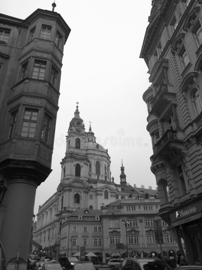 Церковь St Nicholas стоковое фото