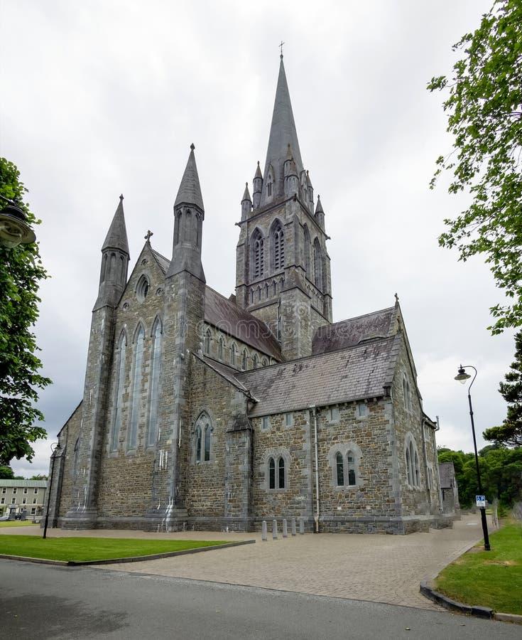 Церковь StMary в Killarney, Керри графства, Ирландии стоковая фотография