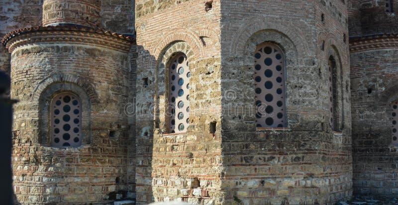 Церковь StSophia в Ohrid стоковая фотография rf