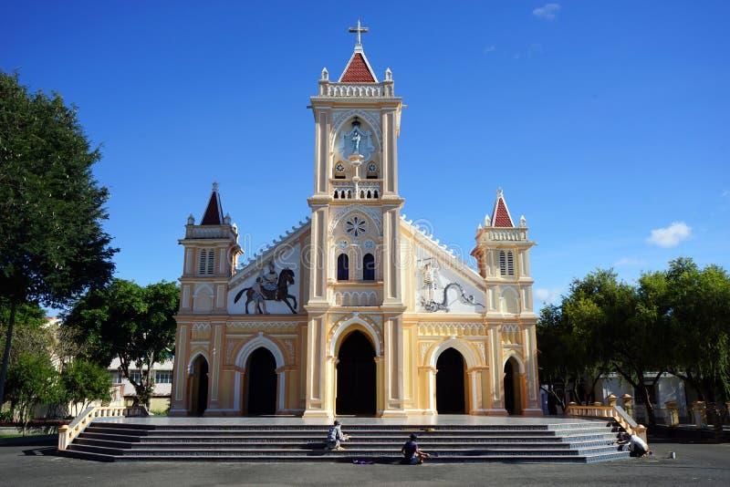 Церковь Tan Huong стоковая фотография