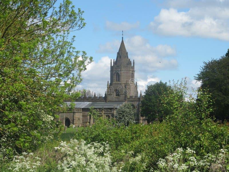 Церковь Telford стоковое фото