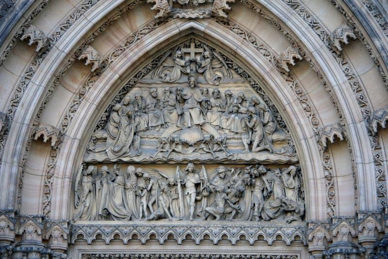 Церковь Vysehrad стоковое фото