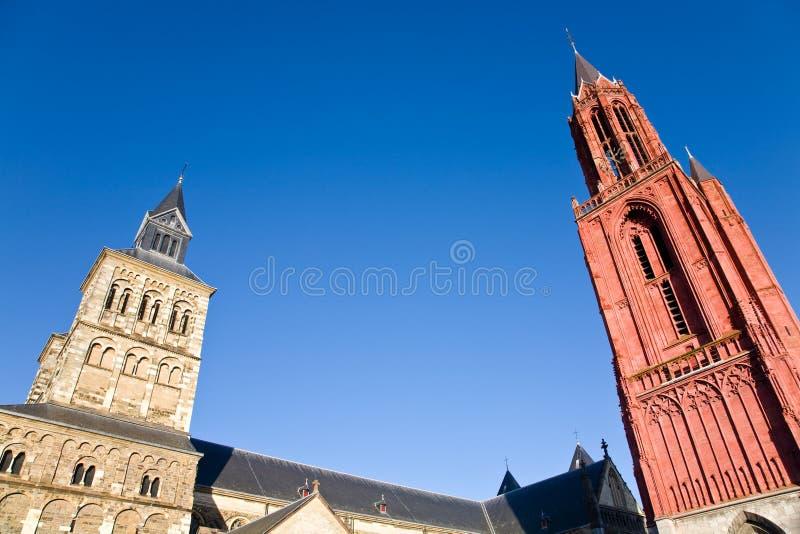 церков maastricht 2 стоковое фото rf