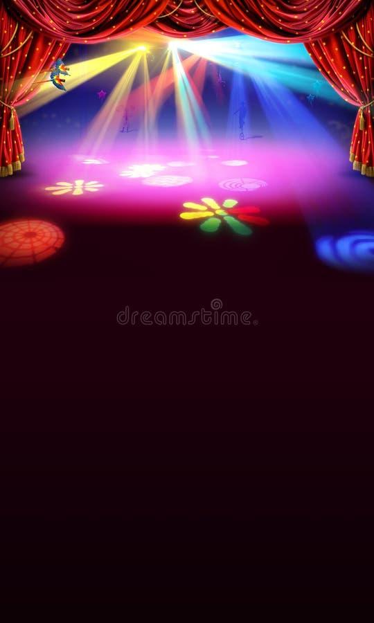 цирк арены стоковая фотография