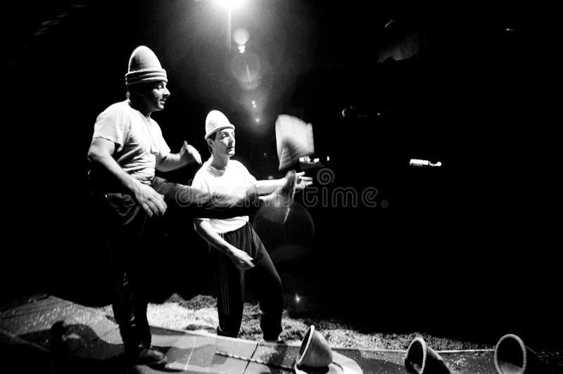Цирк Medrano - Cirque Medrano стоковые фото