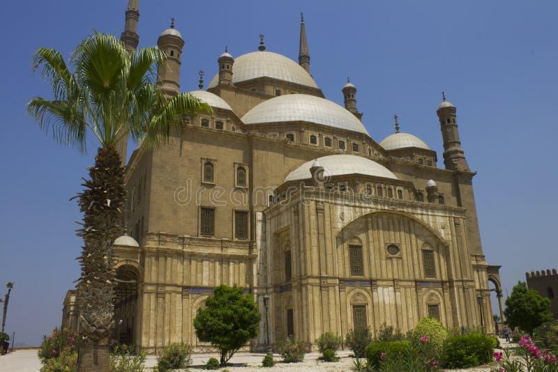 Цитадель Каира стоковое изображение