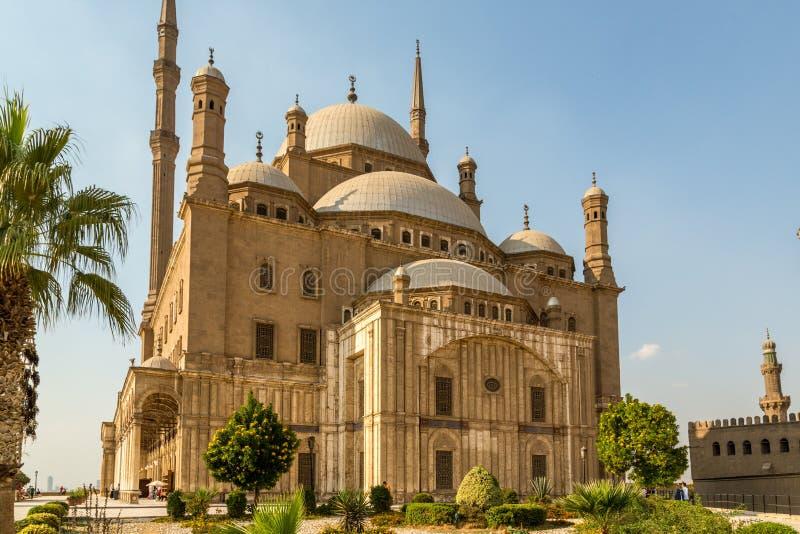 Цитадель Каира стоковое фото rf
