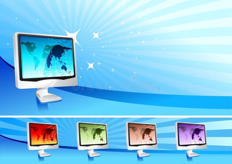 цифровой мир бесплатная иллюстрация