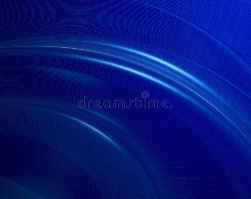 цифровые волны стоковое изображение