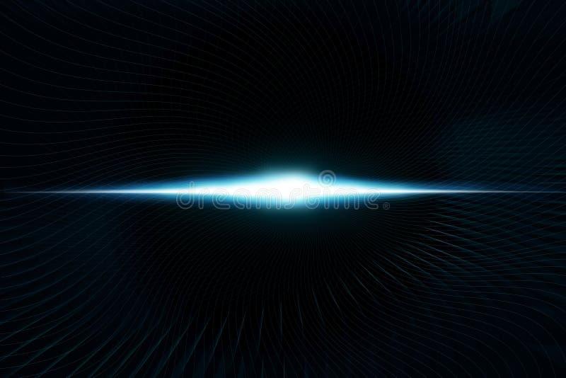 цифровые волны бесплатная иллюстрация